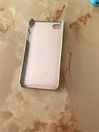 Silver iPhone 4 case Omaha, 68107