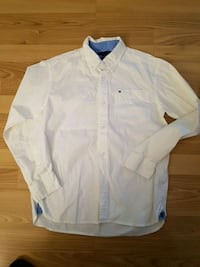 white Tommy Hilfiger dress shirt Ottawa, K1L 5G3
