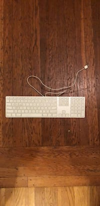 white and gray corded computer keyboard Oakland, 94612