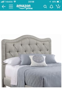 Tufted queen headboard Richmond, 77407