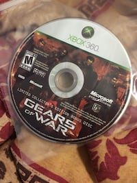 Gears of War Series Xbox 360 Games 609 mi