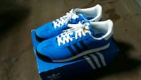 Low top Adidas size 11