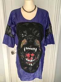 Limited edition AD Moon Rottweiler Tunic 535 km