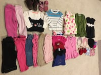 Toddler Girl Clothes and shoes (18-24 month) Vienna, 22180