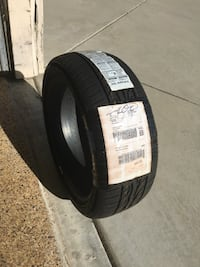 4 Uniroyal Tigger Paw Tires for sale  $175.00 brand new never mounted 205/35-Z17 Livermore, 94550