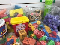 (517) BUILDING SETS AND BLOCKS – from 5$