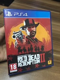PS4- RED DEAD REDEMPTİON 2