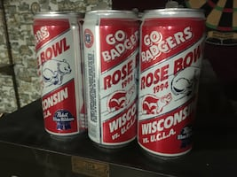 Rare badger cans