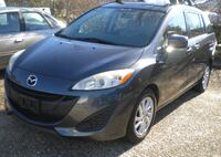 Md Inspected 2012 Mazda 5 3rd row seating California