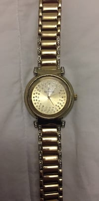 Gold diamond le mania watch Halifax, B3S 1K1