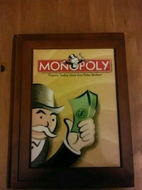 monopoly board game Arlington, 22203