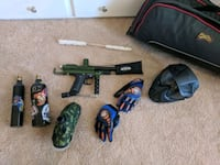 Paintball gun and accessories Fort Worth, 76137