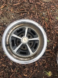 1965 Oldsmobile rally wheels 14 inch set of 4 Hemet, 92544