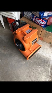 Air Mover / Blower - Rigid