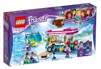 LEGO Friends Snow Resort Hot Chocolate Van #41319 New Markham