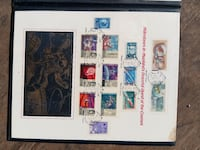 assorted postage stamps Springfield, 65803