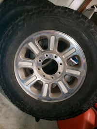 F250 rims and tires Palm Bay, 32908