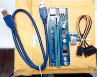 USB 3.0 PCI-E 1x to 16x express extender cable
