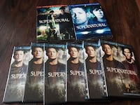 Supernatural DVD movie collection cases Lower Sackville, B4C 3A6