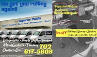 SUPERIOR MOBILE MECHANIC'S  Las Vegas
