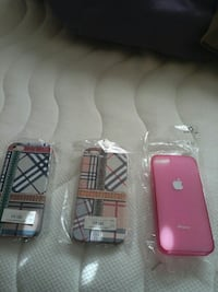 Iphone 5 cases, 3 for 15 dollars Miramichi