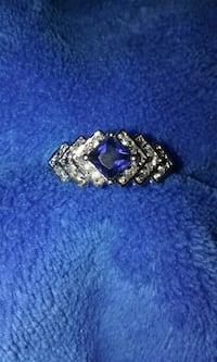 Women's Sapphire ring  Port St. Lucie