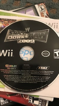 Wii WWE  Middletown, 21769