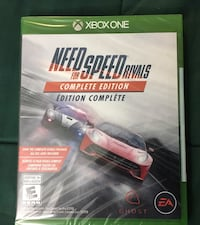 NEED FOR SPEED RIVALS COMPLETE 2014/ XBOX ONE NEW SEALED Emmaus, 18049