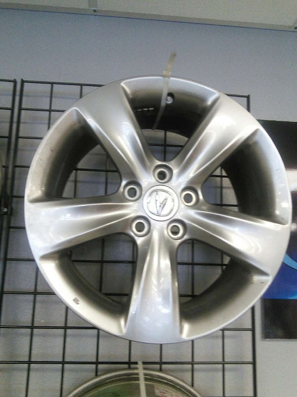 Used Used OEM Factory Acura TL Alloy Rims Wheels CL For Sale In - Acura factory rims