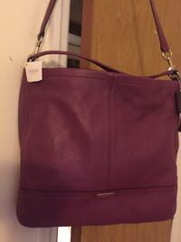 Coach Bag with Matching Wallet  467 mi