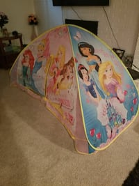 Disney princess twin bed tent Dale City, 22193