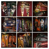 Football banners collage Glendale, 85302