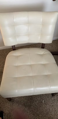 white leather tufted bed headboard Jacksonville, 28546