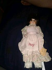 Doll of the month  Rosedale, 21237