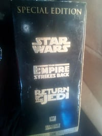The Star Wars Trilogy Special Edition