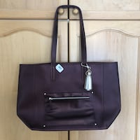 Wine tote purse new with tags Barrie, L4N 0K8