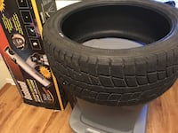 Two low profile winter tires for sale  Dartmouth, B3A 4A3