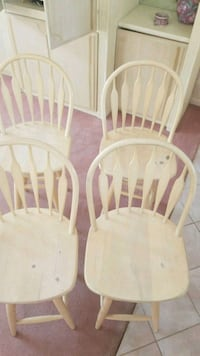 For white wooden bar stools Port Clinton, 43452