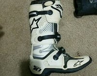Alpinestar tech 10s (SIZE 11) with booties.  Bowling Green, 42103