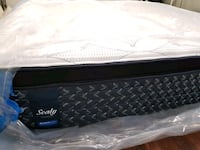 Luxury king mattress 2019 sealy. Delivery available high end plush Edmonton, T6E 6S5