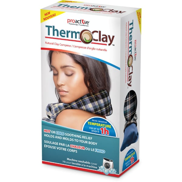 ProActive Therm-O-Clay Hot/Cold Compressant