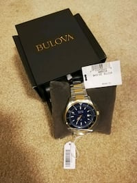Brand New Bulova Watch Edmonton, T5J 3N9