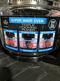 Super wave oven New Jersey