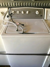 white Whirlpool top-load clothes washer Madison, 35758