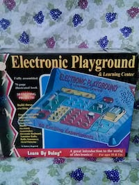 Electronic circuit set