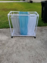 laundry basket with wheels The Woodlands