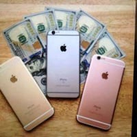 $$$$ 4 iPhones - iP6 or better - msg for q Waterbury, 06705