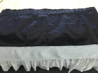 6 Navy Blue Valances Ellicott City, 21042