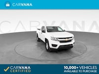 2017 Chevy Chevrolet Colorado Extended Cab pickup Work Truck Pickup 2D