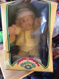 Cabbage patch kid NORTHHIGHLANDS